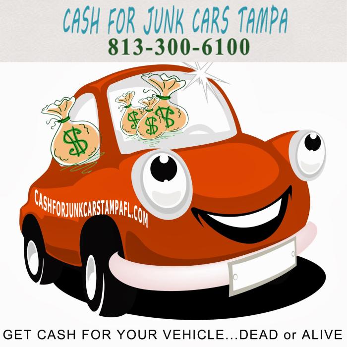 get cash for old junk cars
